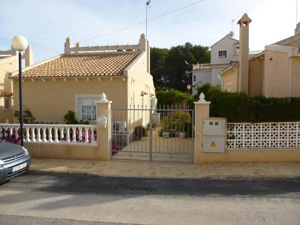 gepflegte Villa in El Galan
